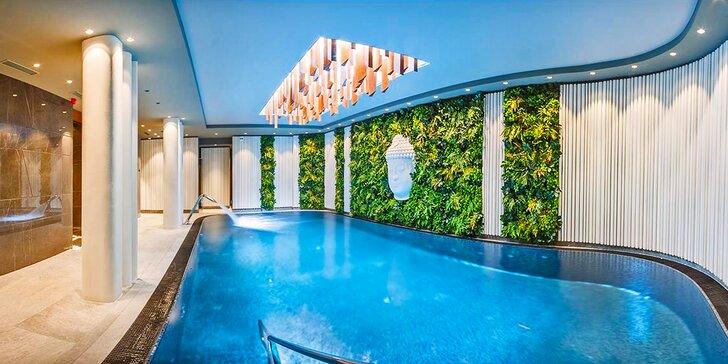 Snový pobyt v Karlových Varech: 4* hotel s nádherným wellness, procedury a polopenze