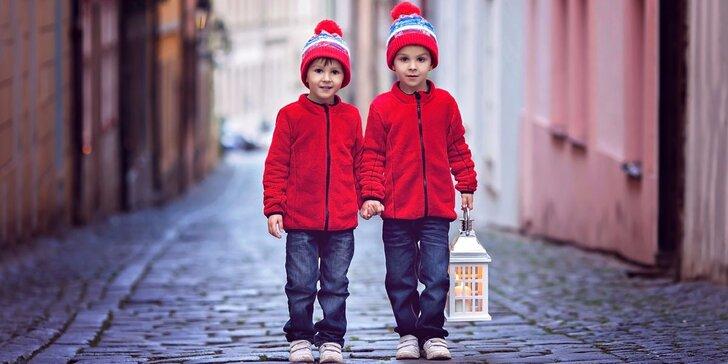 Praha pro malé nožky - procházky pro rodiny s dětmi