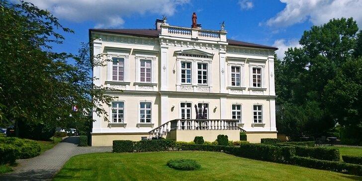 4* relax v Novém Boru: polopenze, balíček wellness procedury i solárium