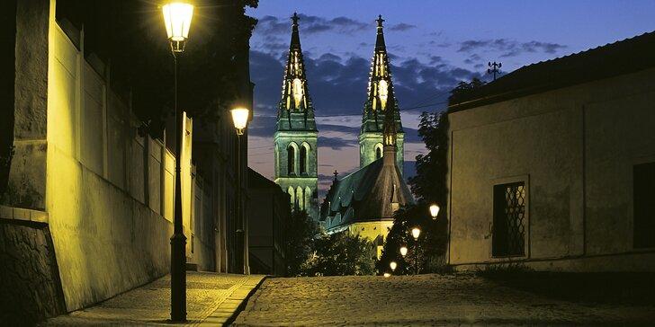 Pikantní procházky Prahou: Vyšehrad pro dospělé nebo Hříšná Praha