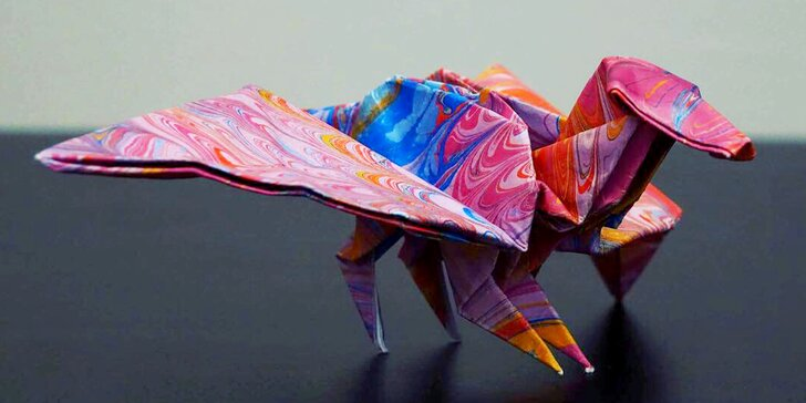 Kurz origami: základní sklady a přehyby a tradiční i moderní figury