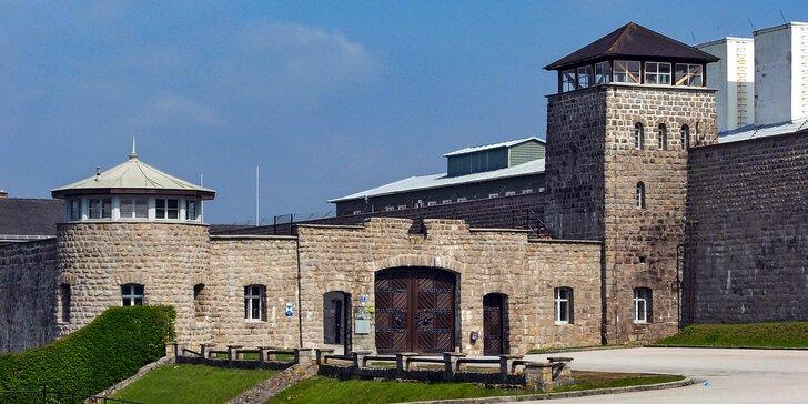 Exkurze do Mauthausenu a návštěva historického Lince se spoustou památek