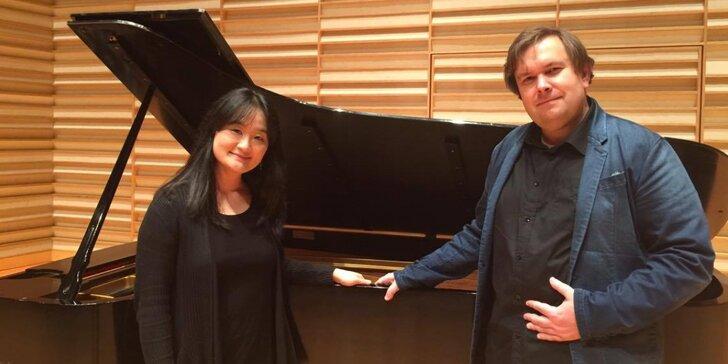 Vstupenka na koncert Jiří Pazour & Ann Park Rose: Most přes oceán (Olomouc)