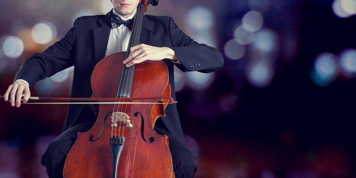 Kulturní zážitek: vstupenka na libovolný koncert v Maiselově synagoze