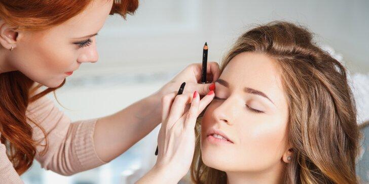 Make-up jako od vizážistky: kurz líčení pro začátečníky a pokročilé