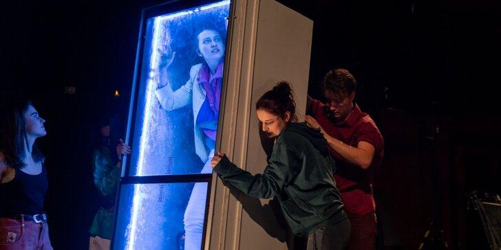 Vstupenka na divadelní představení Hysterikon v Divadle Na Rejdišti