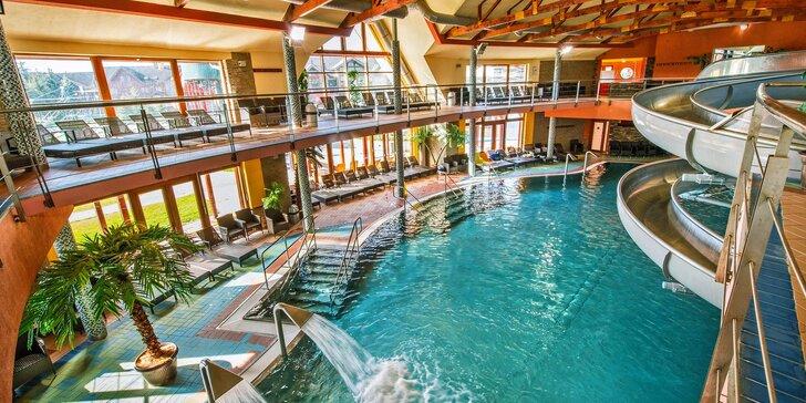2-7 nocí v apartmánech na Liptově přímo v areálu Aquaparku Bešeňová