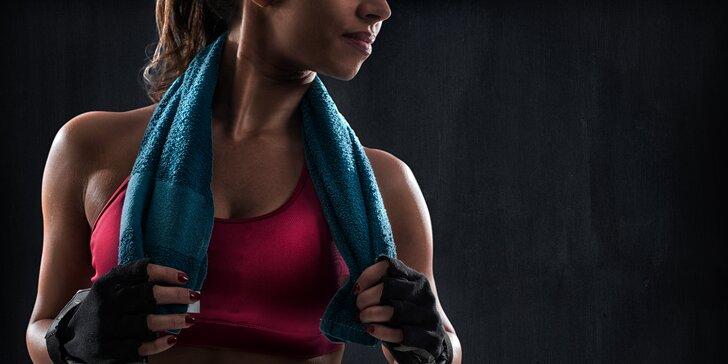 Permanentky do fitness centra Switching: měsíční VIP nebo na 23 vstupů