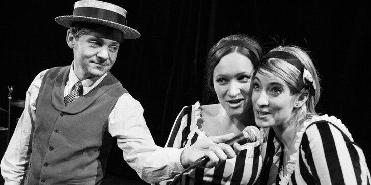 Vstupenka na divadelní představení Jonáš a tingl-tangl v Divadle v Celetné