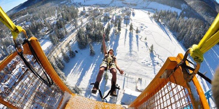 Zažijte něco výjimečného: bungee jumping z 90 m v polském městě Chorzów