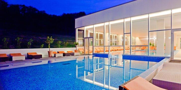 S rodinou do Chorvatska: 4* hotel s polopenzí, termální bazény a 2 děti zdarma