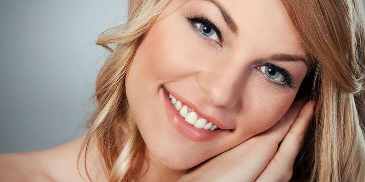 Kosmetické ošetření českou kosmetikou FOR LIFE & MADAGA dle výběru