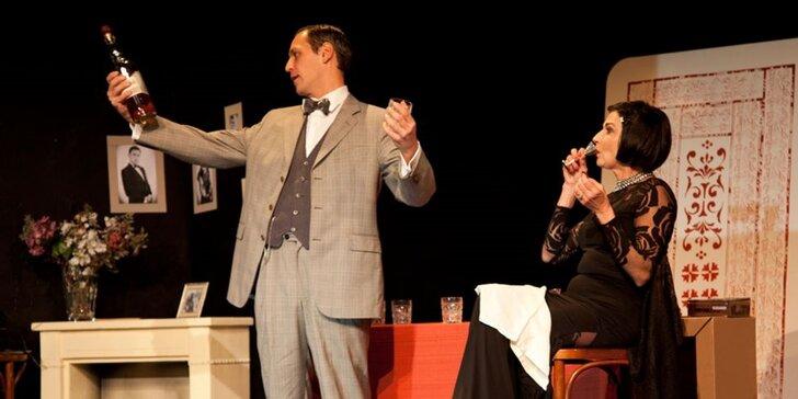 Vstupenka na divadelní představení Zakopaný pes v Divadle v Celetné