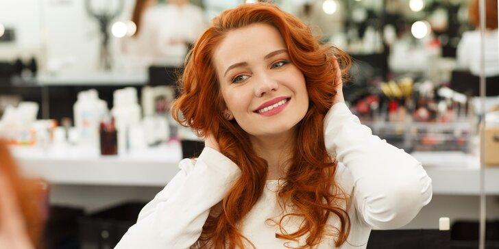 Kadeřnické balíčky pro všechny délky vlasů: střih, trvalá i melír s přelivem