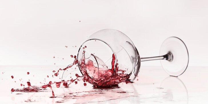 Tour de Wine: Detektivní hra po kapkách zločinu