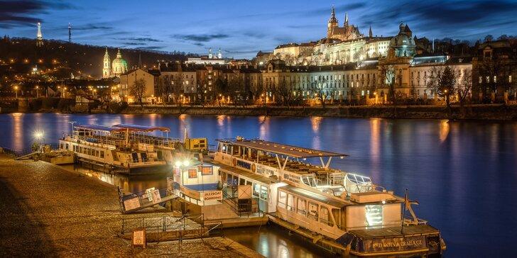 3hodinový kurz focení večerní a noční Prahy a základy HDR