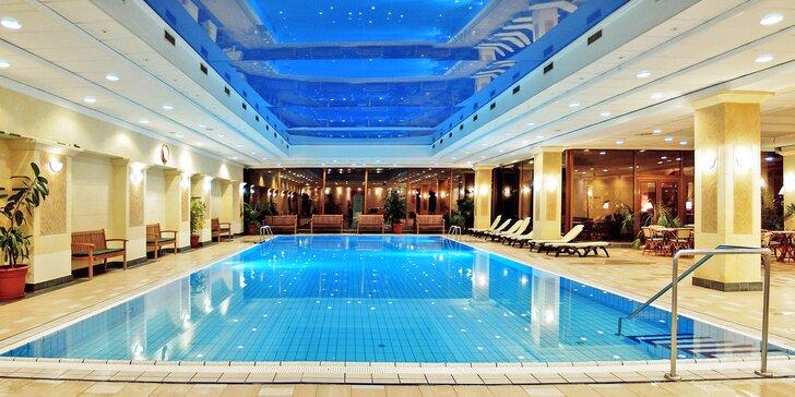 Pobyt na ostrově v Budapešti: krásný hotel s neomezeným wellness a polopenzí
