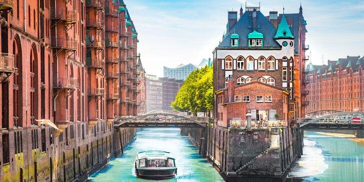 Svobodné a hanzovní město Hamburk: doprava autobusem i služby průvodce