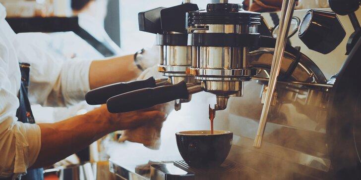 Návod na skvělou kávu: baristické kurzy pro začátečníky i pokročilé