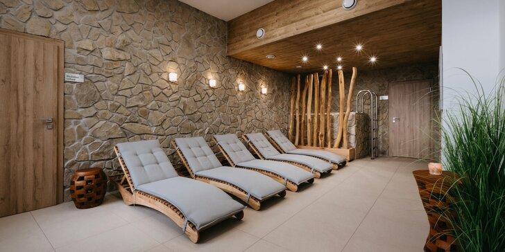 Pobyt na Vysočině pro 2 osoby: 2-5 denní relax ve Wellness Hotelu Marta