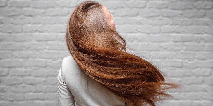 Vlasy jako nové: Brazilský keratin pro všechny délky vlasů