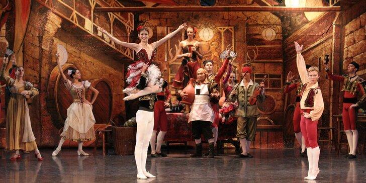 Balet Don Quijote: Ivan Vasiliev imperiální ruský balet v Kongresovém centru