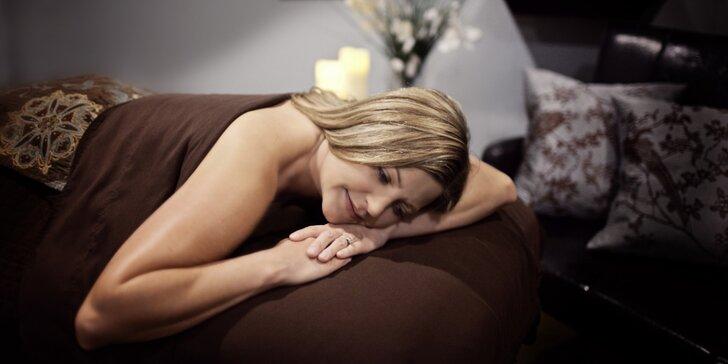 Sensuální neboli smyslová masáž pro ženy na 60 nebo 90 minut