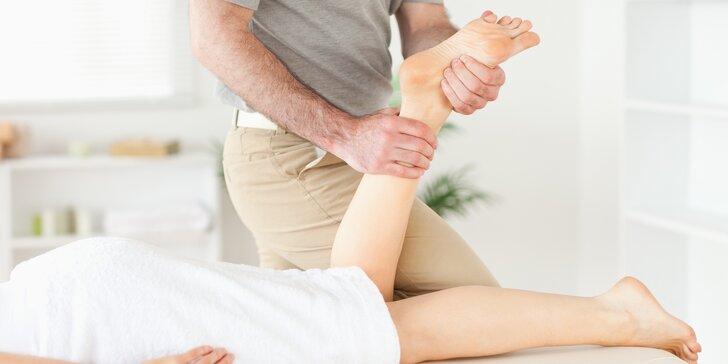 Sbohem pomerančové kůži: 120minutová celotělová ruční lymfatická masáž