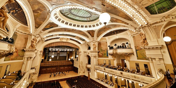 The Best of Classics ve Smetanově síni Obecního domu