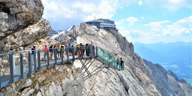 Rakouské srdce Dachstein: doprava, apartmán, turistika a zážitková karta se všemi vstupy