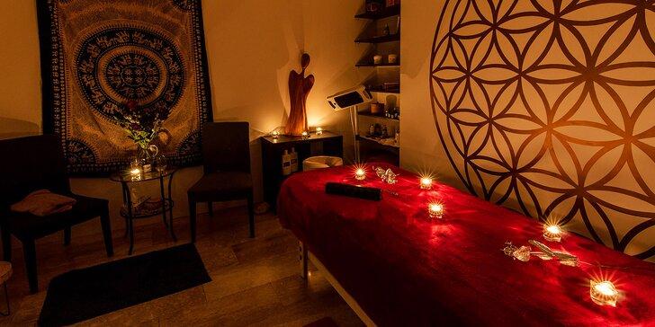 Hloubková fyzio masáž by Shaaze v délce 60, 90 a 120 minut