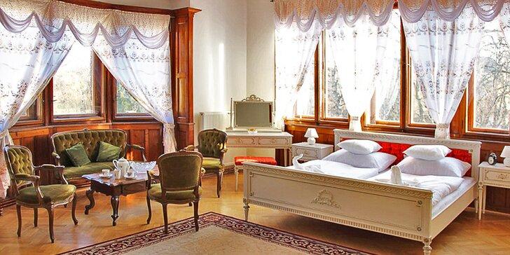 Za odpočinkem do Poděbrad: ubytování v centru, snídaně i možnost vířivky