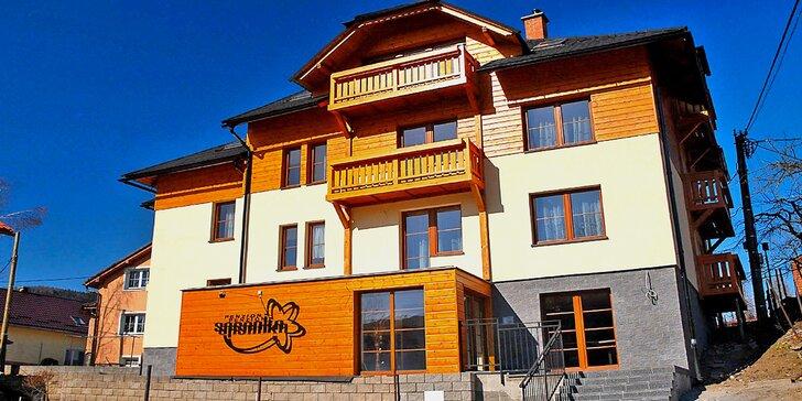 Apartmány na Slovensku pro 2 i rodinu: aktivity, noc zdarma i sleva na bazén a saunu