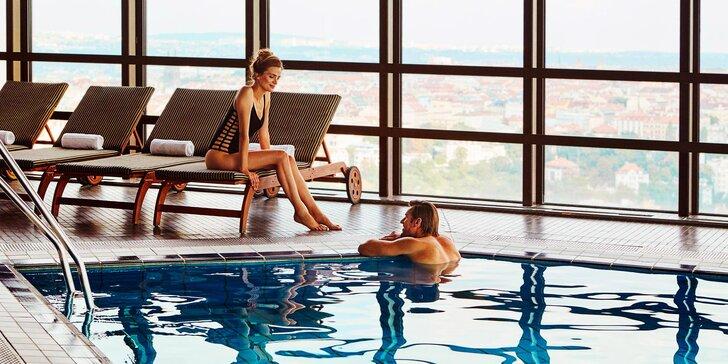 Luxusní pobyt v 5* hotelu Corinthia se snídaní a neomezeným wellness