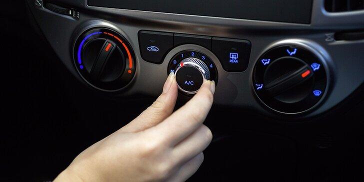 Nedýchejte pyly a bakterie: kompletní servis klimatizace vozu
