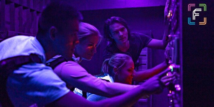 Výzva pro party dětí i dospělých: nevšední zábavní park Futurento – víc než únikovka
