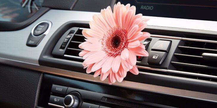Provětrejte automobil: dezinfekce klimatizace a interiéru vozu ozonem