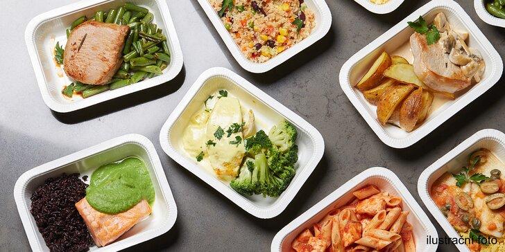 Dobrota s sebou: hlavní chod a polévka z poledního menu v restauraci Lidový dům