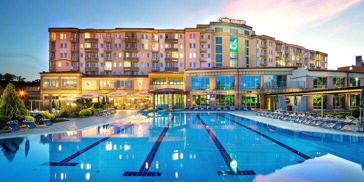 Wellness pobyt ve 4* hotelu s polopenzí a bohatým programem pro rodiny s dětmi