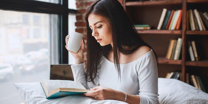 Naučte se rychlé čtení v češtině i angličtině: studentská či klasická verze 20hod. online kurzu