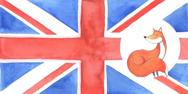 Roční online kurz angličtiny nebo balíček 4 jazyků v jednom
