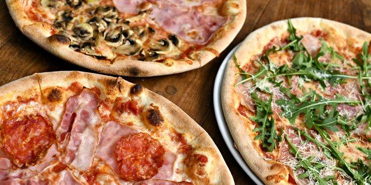 25% sleva na celé menu Ristorante Anna v centru: středomořské speciality i obědy