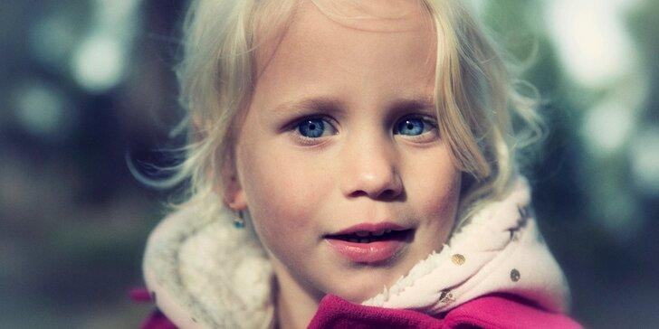 Kurz focení: fotografujte své děti pod vedením profesionála