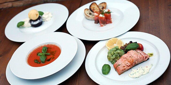 30% sleva na celé menu restaurace u Kyjského rybníka: tradiční česká i mezinárodní kuchyně