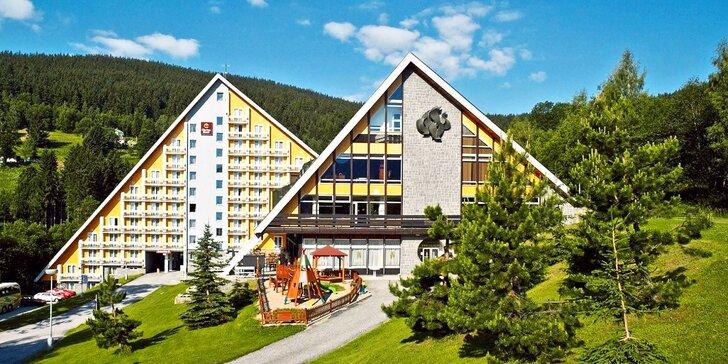 Dovolená v hotelu Clarion ve Špindlerově Mlýně: wellness, skvělé jídlo a moře výletů