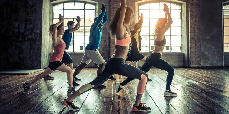 Štíhlá hravě: 5 vstupů na jógu, TRX, bodystyling nebo další lekce