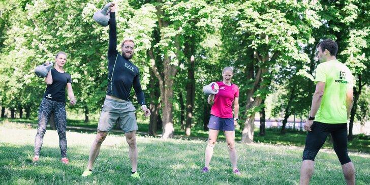 Dejte si do těla s Bootcamps: 3 tréninky nebo celý měsíc