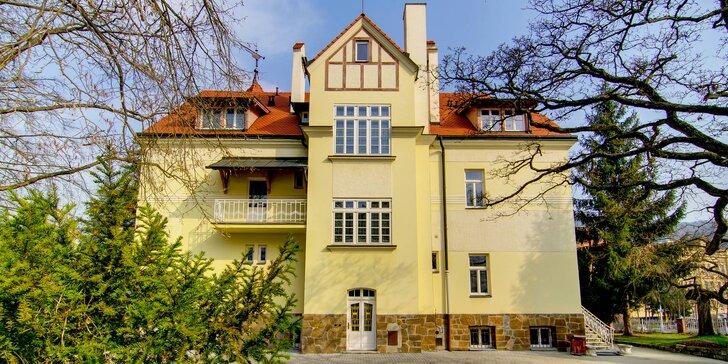 Aktivní dovolená v Karlových Varech: pobyt se snídaní i vstup do sportcentra