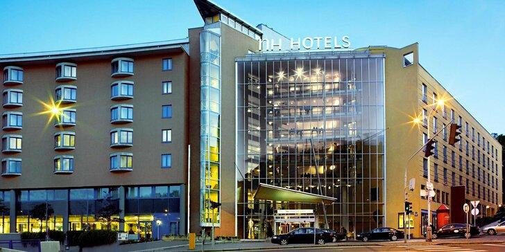 Luxusní pobyt v centru Prahy v hotelu světového renomé s výtečnou italskou gastronomií