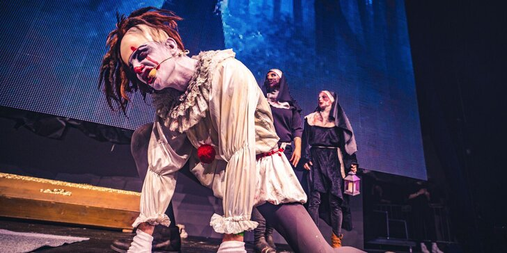 Ohana Horor Cirkus: nová hororová show WANTED - WANT IT
